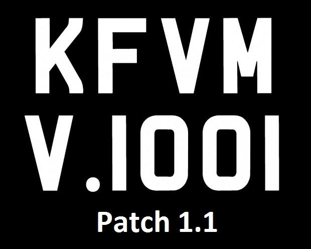 Vehicle Mod Patch 1.1