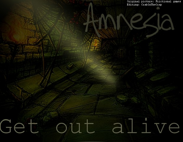 Amnesia: Get out alive FULL