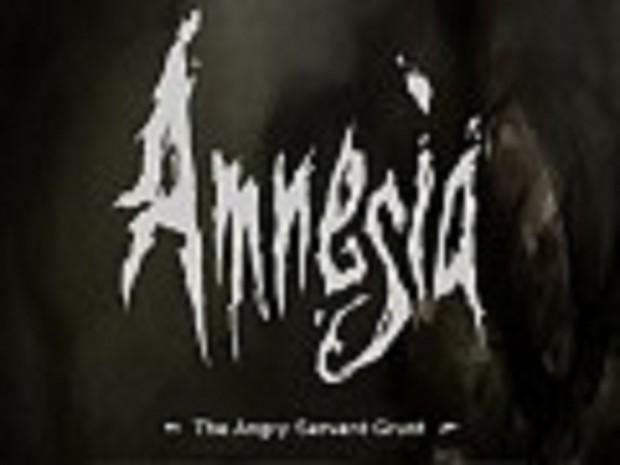 Amnesia: The Angry Servant Grunt Sound Mod