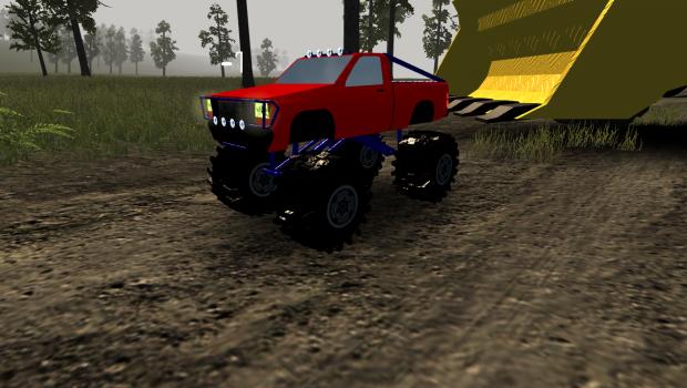 RC Monster Truck Sim.