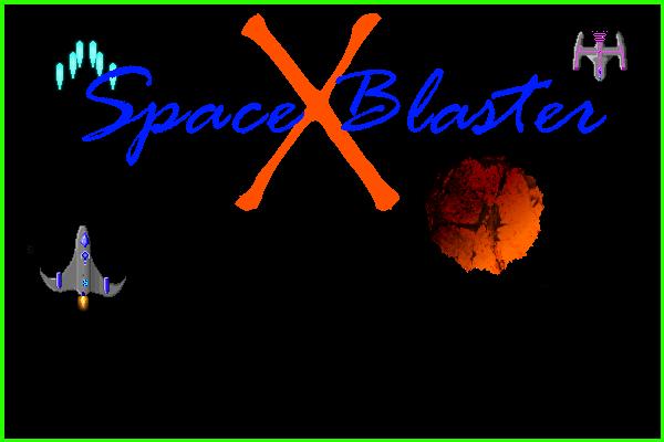 SBX - Space Blaster X - Version 1.6