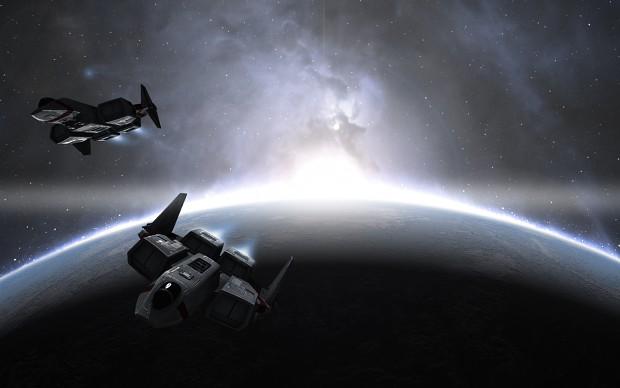 Wing Commander Saga: The Darkest Dawn (Part 1/2)