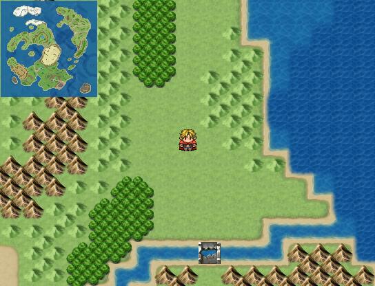 RPG resurrection Demo V.0.8