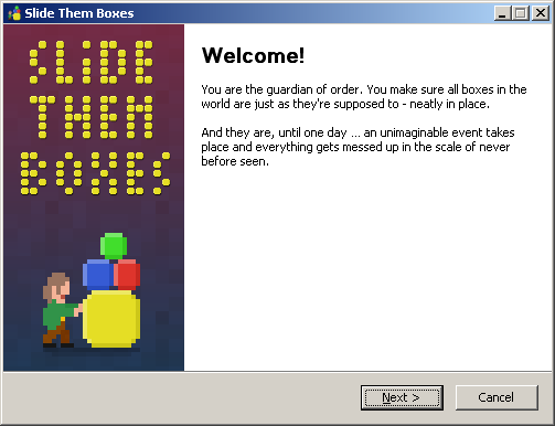 Slide Them Boxes - Windows Installer