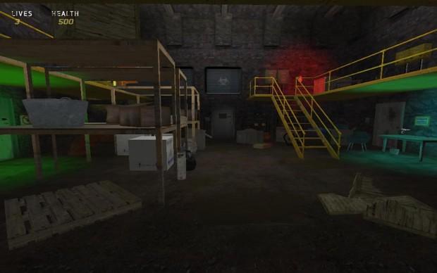 the cellar demo