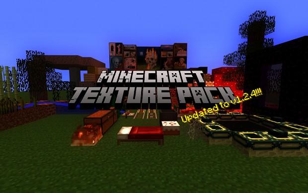 Minecraft Texture Pack v1.2.4