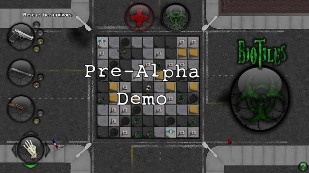 Bio-Tiles Pre-Alpha Demo v0.01