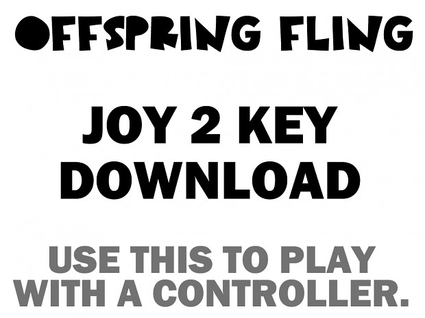 Joy 2 Key Offspring Fling Distribution