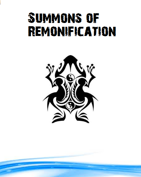 Summons Of Remonification OST - Menu Music