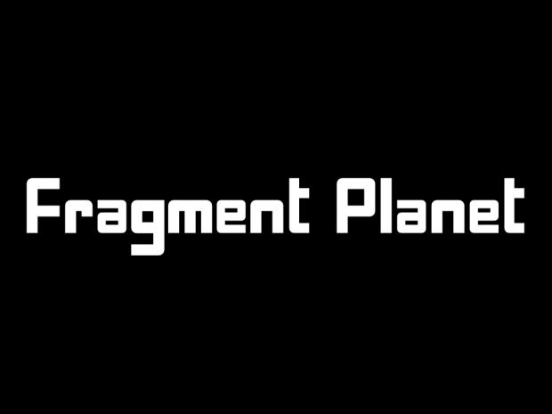 Fragment Planet - Concept Demo - Alpha 0.124