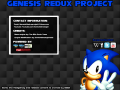 Genesis Redux Project - Version 1.0.1(Full)