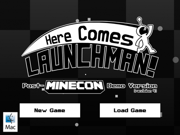 Here Comes Launchman Alpha Demo (Mac revision 4)