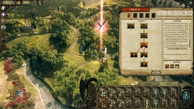 King Arthur II: The Role-playing Wargame demo