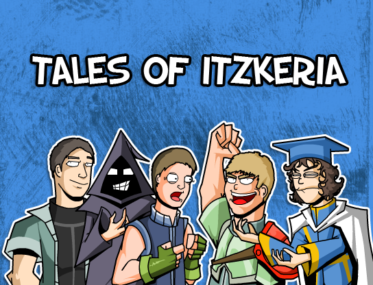 Tales of Itzkeria (Full, updated version)