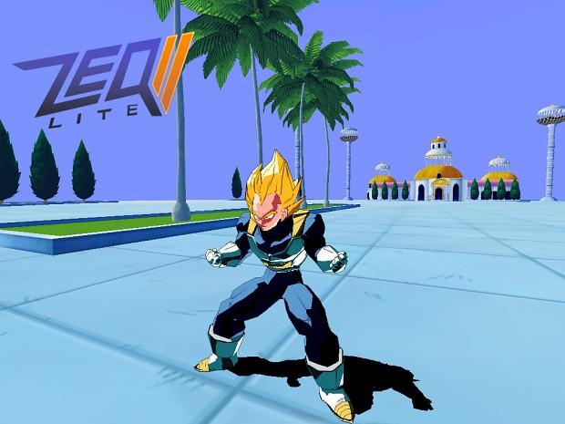 Ultimate Super Saiyan VegetaCell