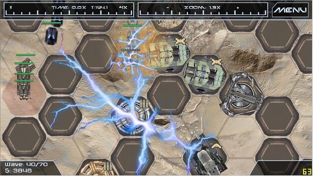 Psyfire Defense : Android alpha a00.01.16 (apk)