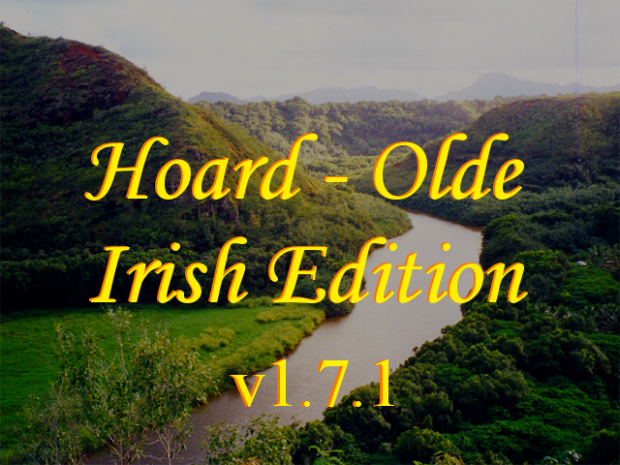 Hoard - Olde Irish Edition v1.7.1 Patch + Tools