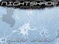 Nightshade glass crack brushes