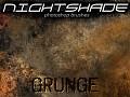 Nightshade grunge brushes