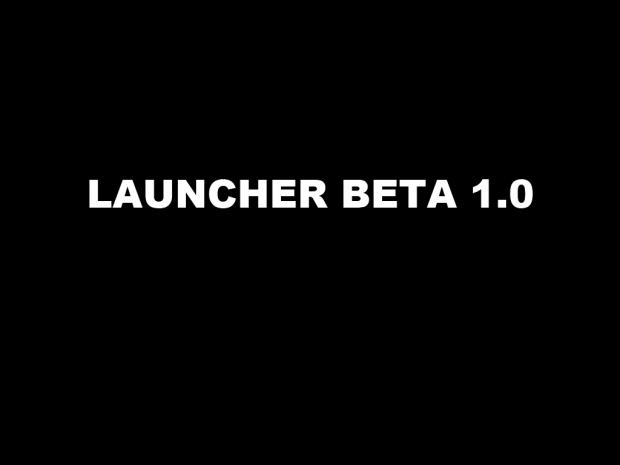 Launcher for Clazer Alpha 0.3