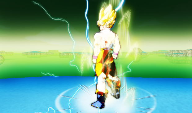 animated background demo