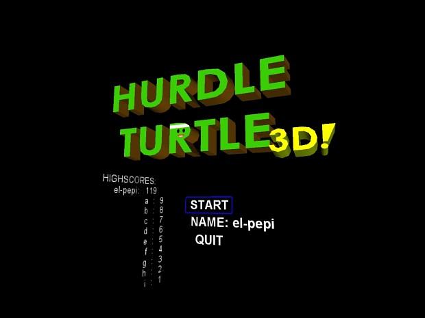 Hurdle Turtle 3D Beta 2
