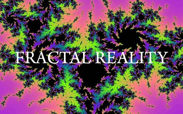 Fractal Reality Wallpaper 1680x1050