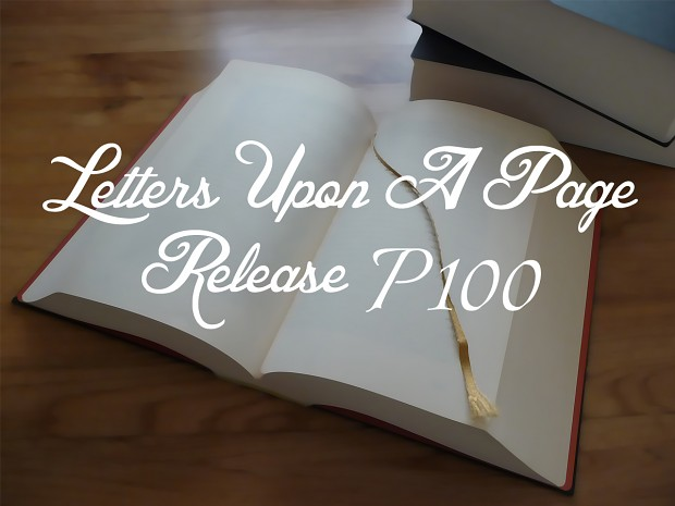 Letters Upon A Page Portfolio Release 1.00