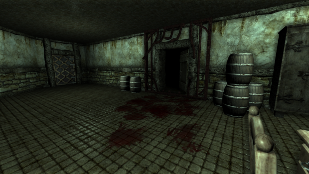 Dark Seclusion v1.1(Amnesia CS)