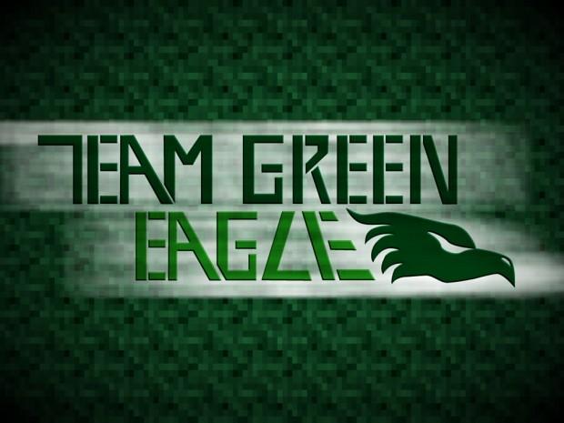 Team Green Eagle Wallpaper Pack