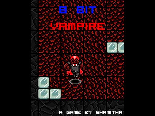 8 bit Vampire Demo v1.0