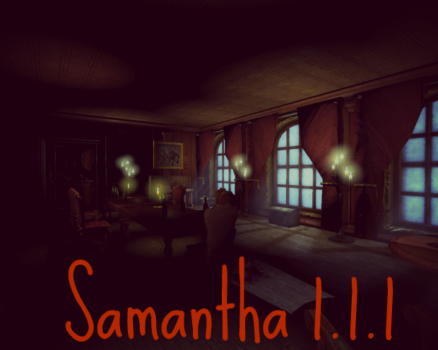 Amnesia custom story: Samantha 1.2 [NEWEST]