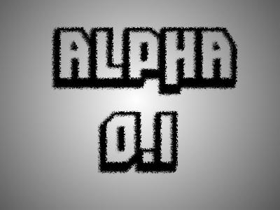 Alpha 0.1