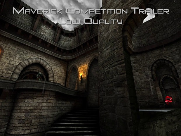 Maverick Competition Trailer Low Quality