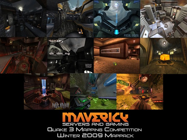 Maverick Competition #1 Mappack