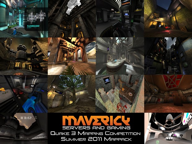 Maverick Competition #3 Mappack