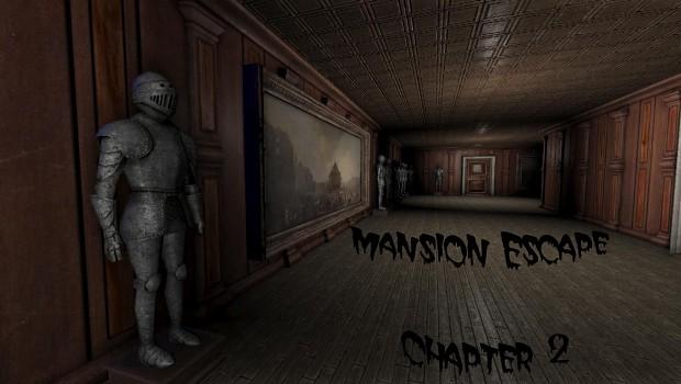 Mansion Escape Chapter 2 Release