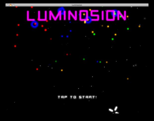Luminosion Alpha Demo (Windows)