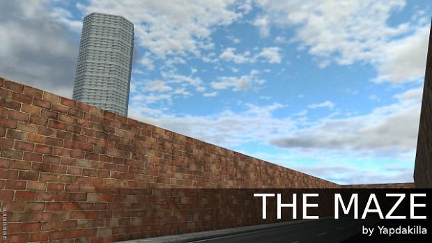 The Maze v1.0 (Hard) by Yapdakilla