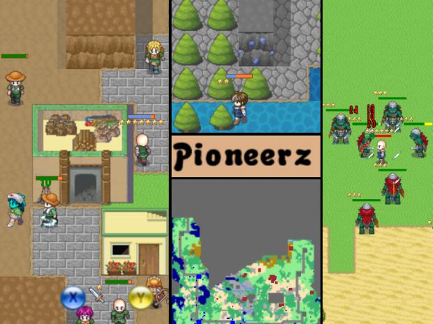Pioneerz demo