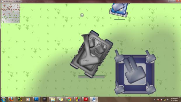 Defense of the Tanks v0.20 - Game Demo (Pre-Alpha)