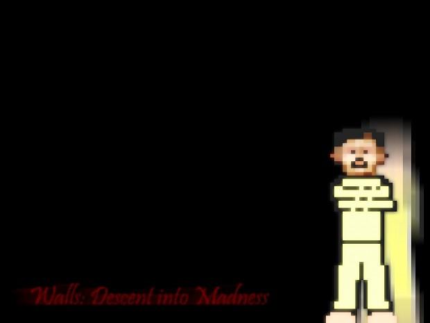 Walls: Descent into Madness Official Wallpaper