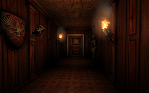 The haunted house of the dead first level preview