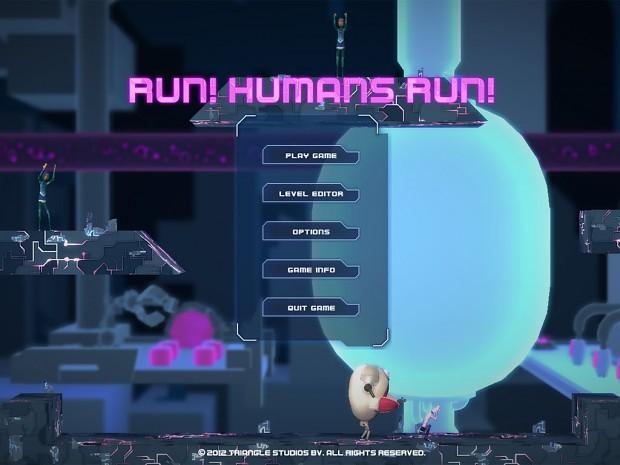 Run! Humans Run! AlphaV1.0