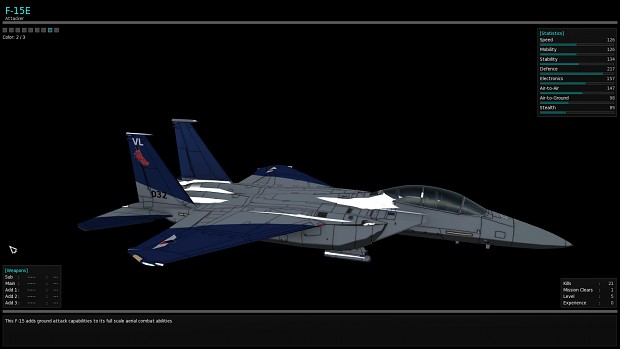 Vector Thrust (Alpha) - ACI - Skin Test Pack (v2)