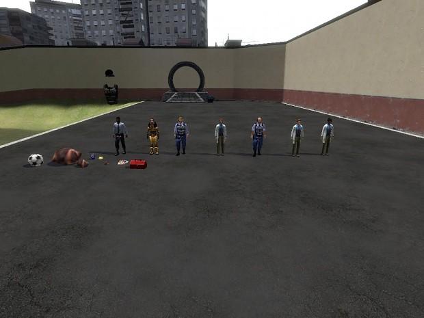 Half-Life ReBuilt Snpcs (Blue Shift) Full