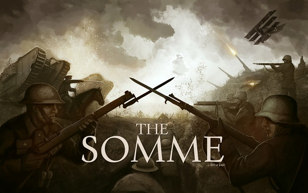 The Somme - Wallpaper