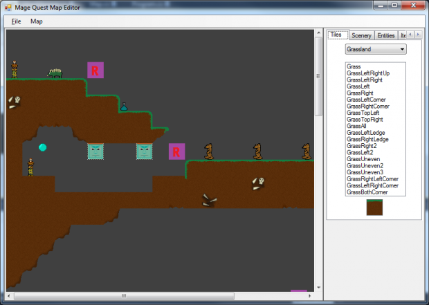 Mage Quest Demo V1.4 + Map Editor