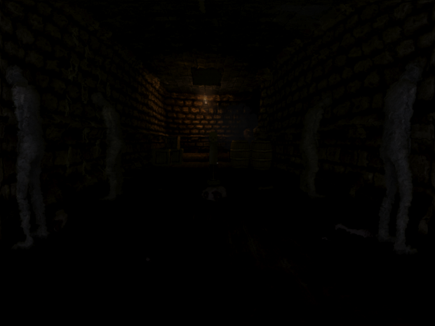 Necrotic: The Nightmare Theme