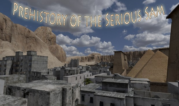 Prehistory of the Serious Sam